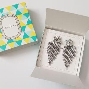Stella & Dot Showstopper Earrings